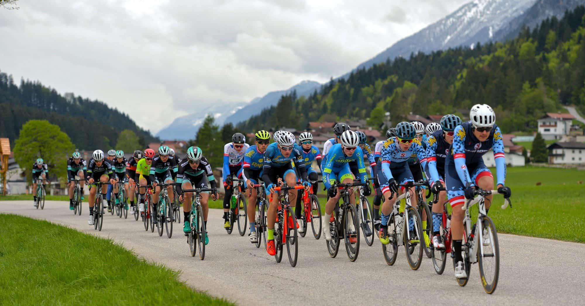 Radrennen in Tirol